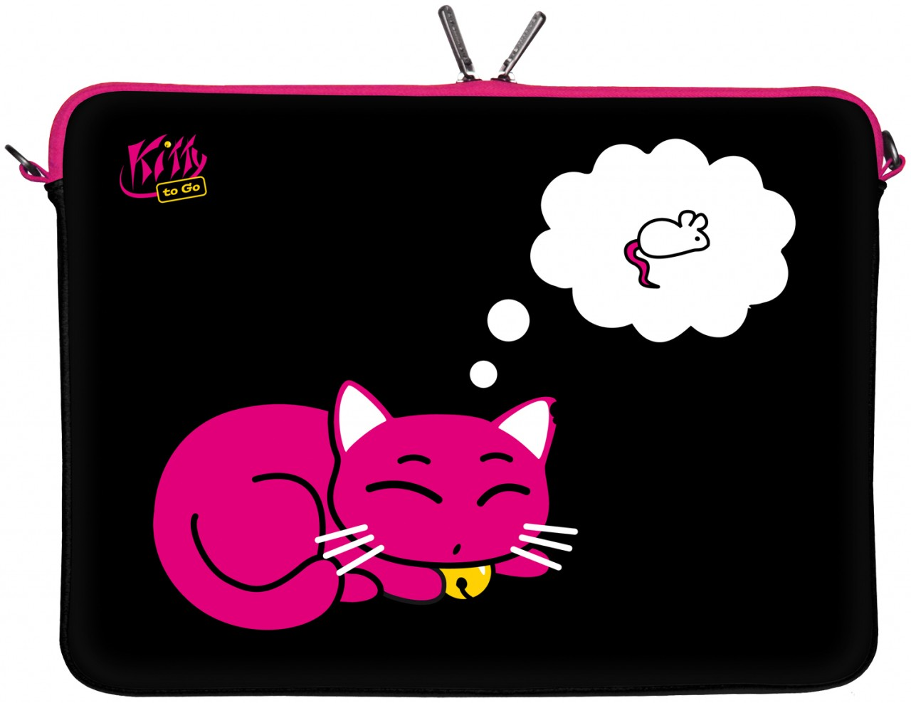 Digittrade LS143 Kitty to Go Notebook-Sleeves